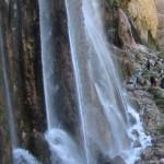 نمایی از آبشار مارگون