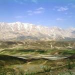 نمایی از زرد کوه