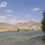 زاینده رود در روستای کلیچه